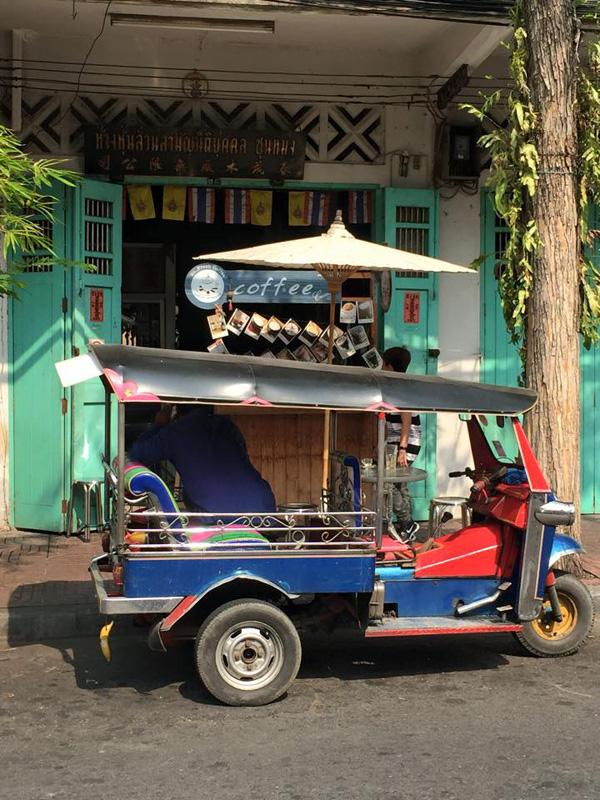 Asien-Reiseziel-TukTuk