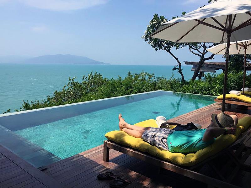 Asienurlaub Relaxen